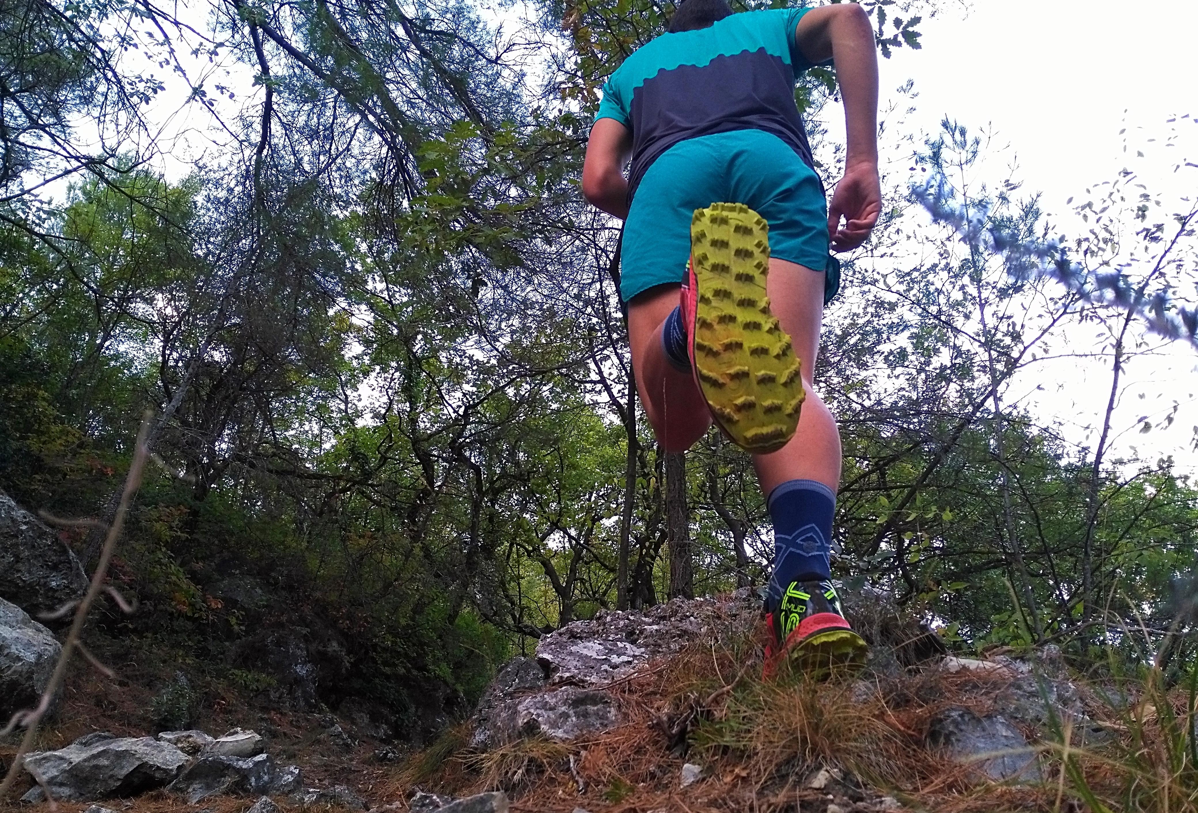 test Saucony Koa ST trail