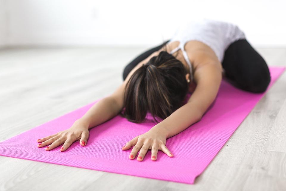 Yoga und Beckenbodengymnastik