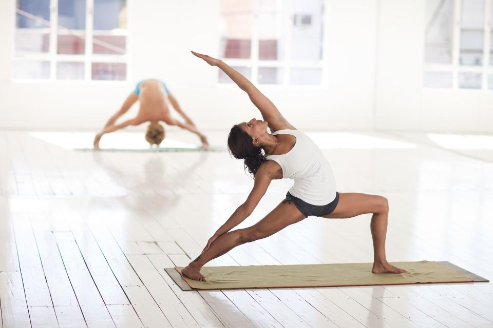 Yoga - Beckenbodentraining - Rückenschule