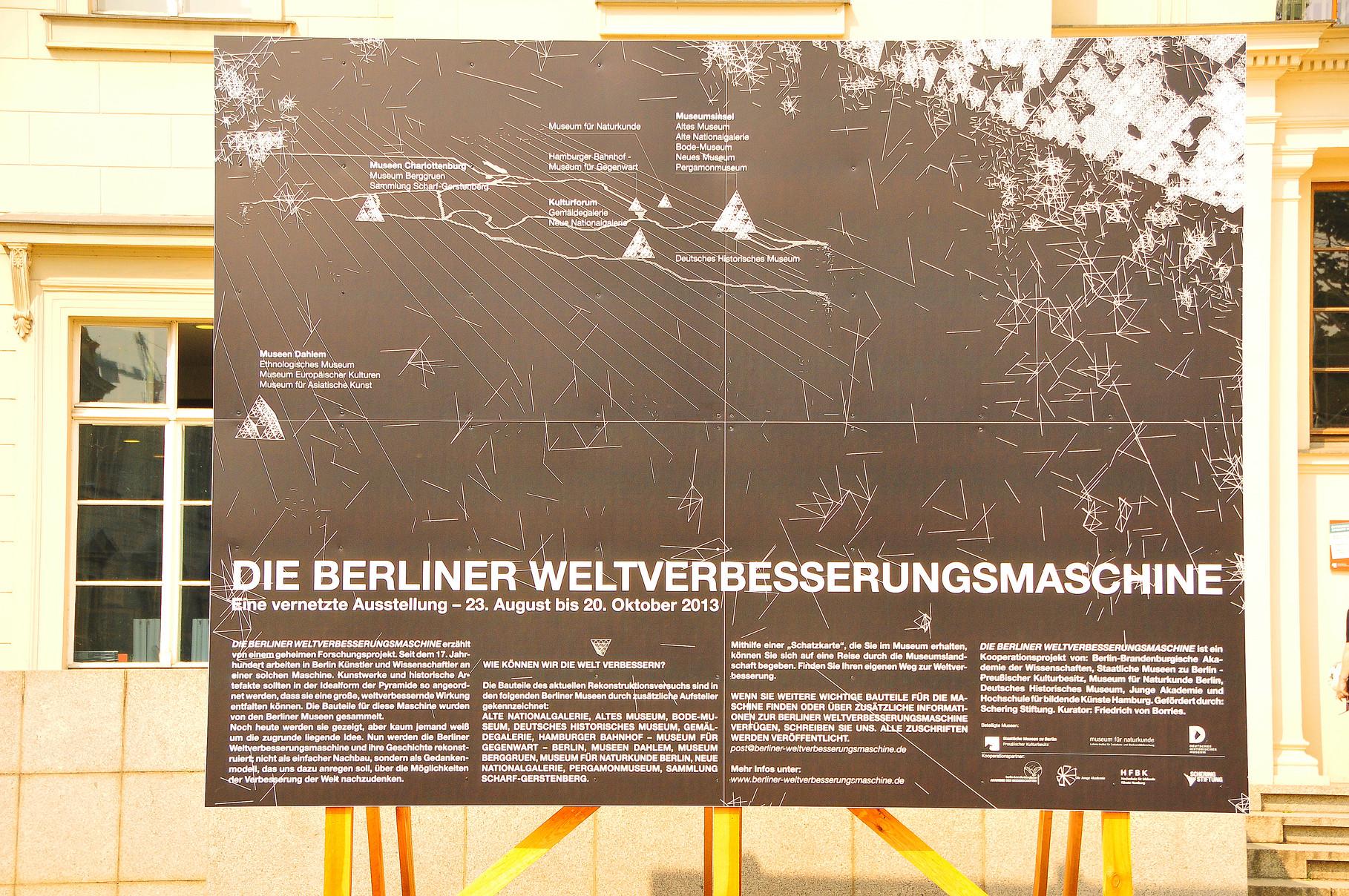 "Berlin - City of ""Weltverbesserer"""