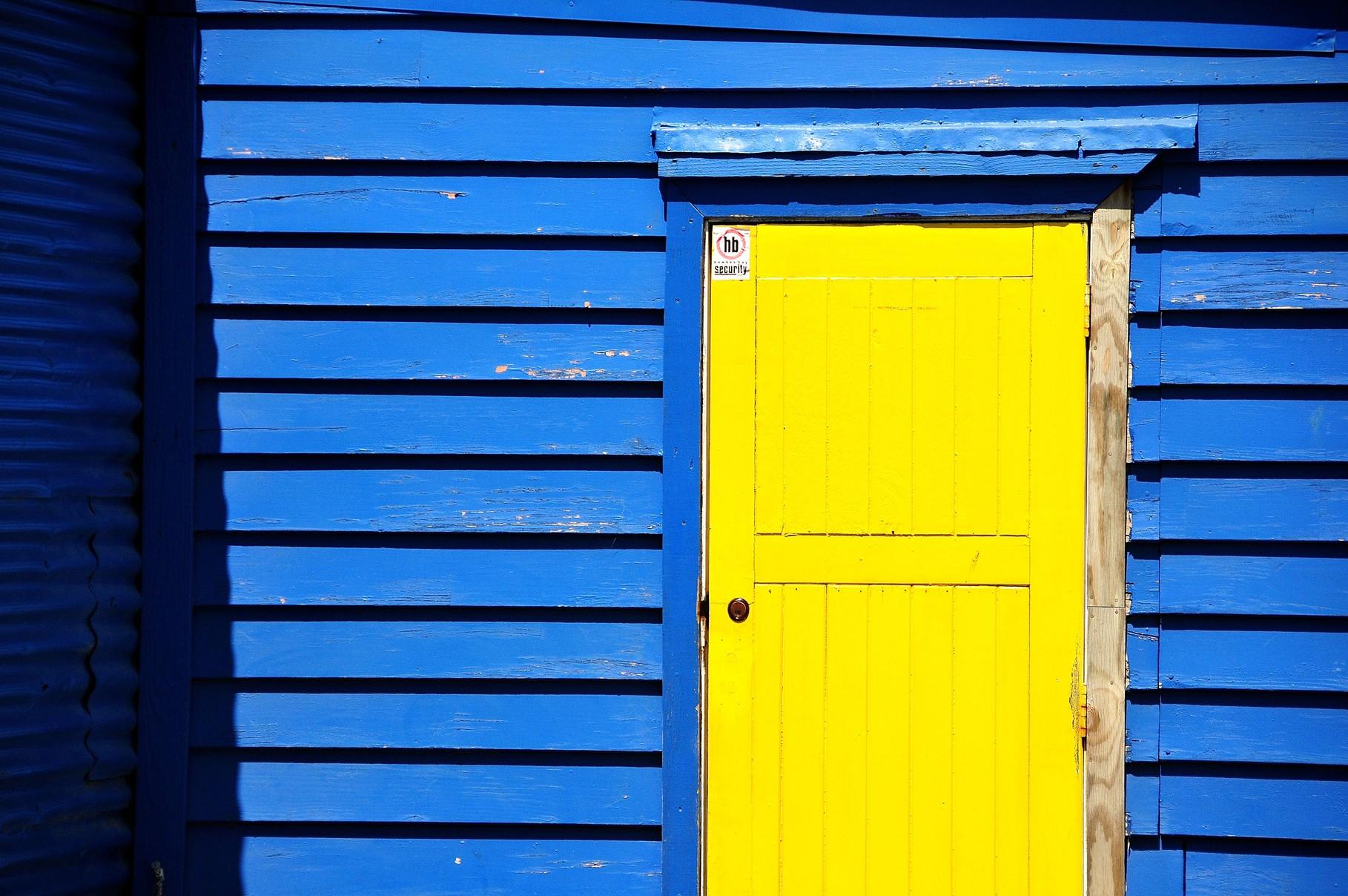 Napier Door