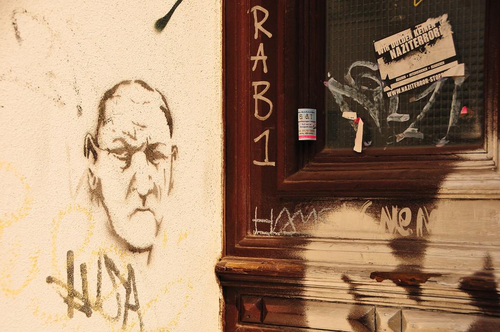 Street Art (Part 4) - against terror