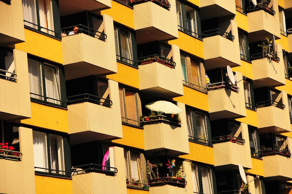 'Kreuzberg' architecture - a milestone