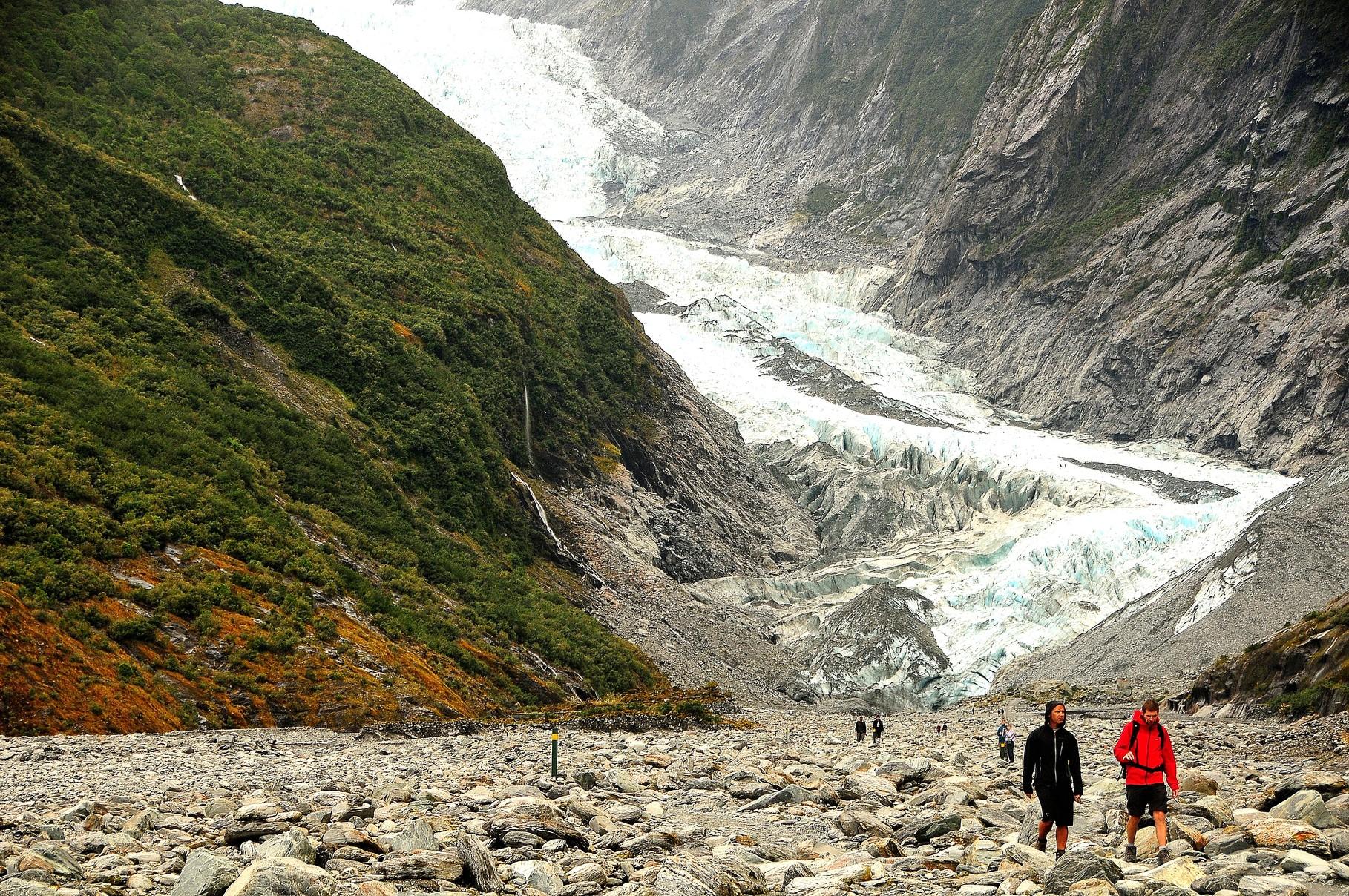 Glacier Gone (Franz-Josef)