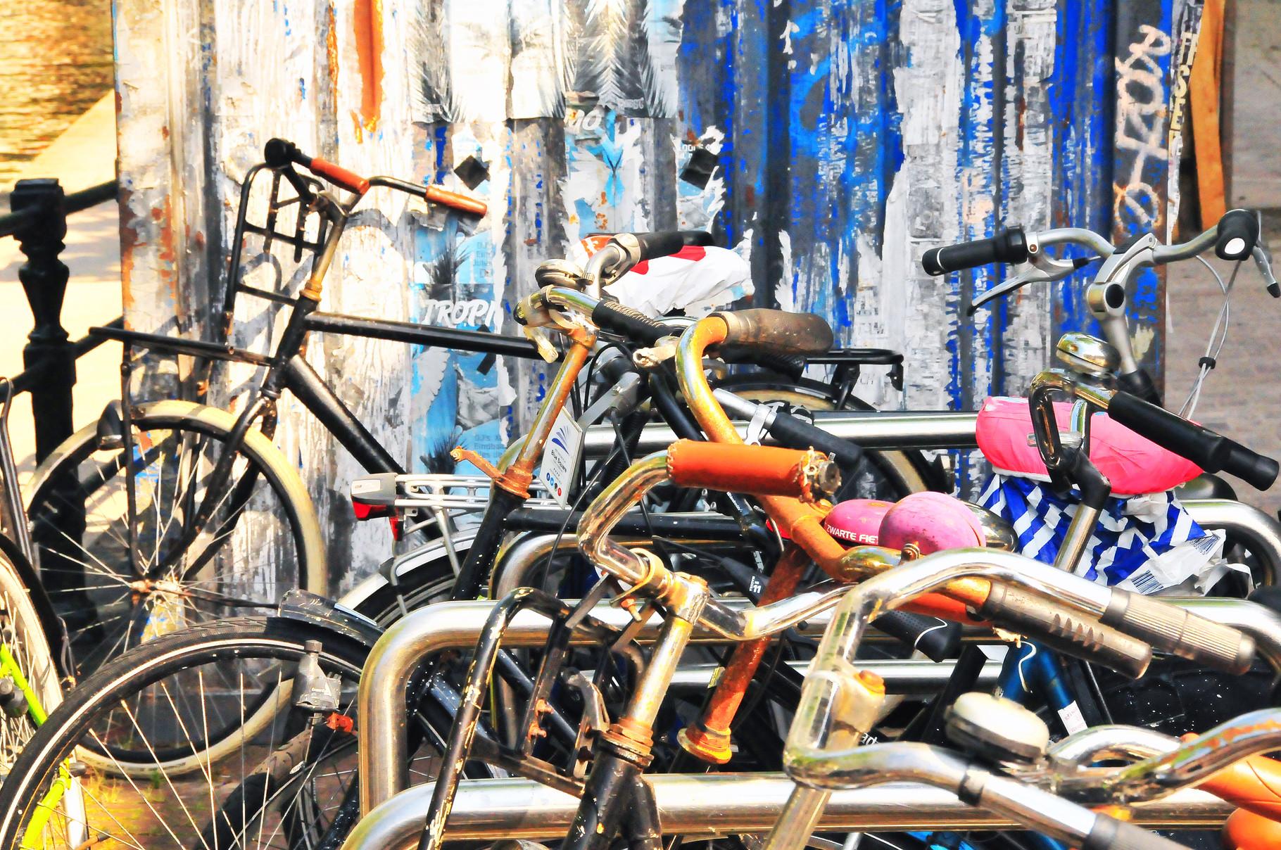 3 Use(d) Bikes