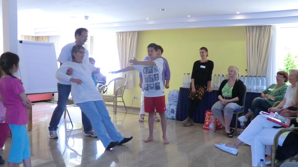 Matrix for kids (Mallorca) 2011