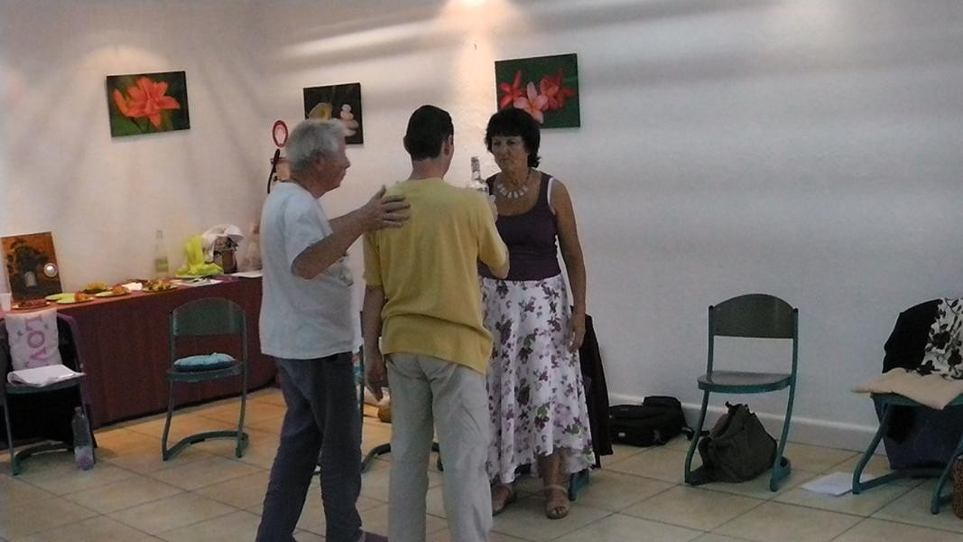 Level 3 Seminar la Réunion 2015