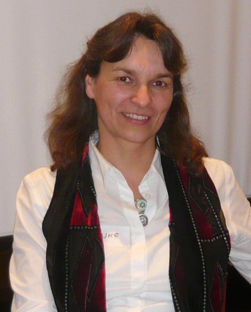 Frauke Kaluzinski / Ausbilderin Quantenheilung - 2 Punkt Methode