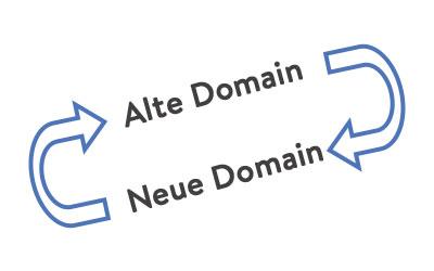 Domain: Domaintausch