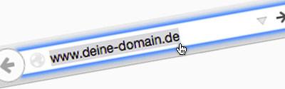 Domain: Haupt-URL
