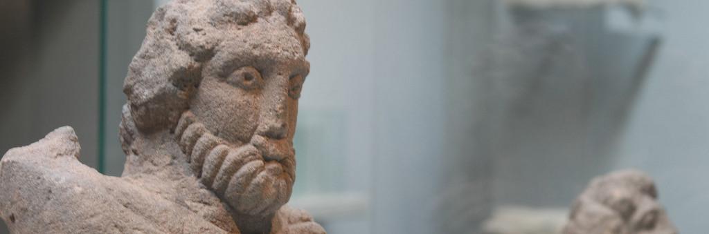 Buste de Jupiter - Musée du pays de Sarrebourg