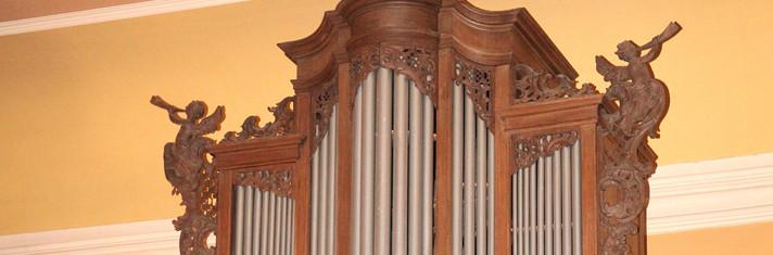 Les Amis de l'Orgue Silbermann - Concerts baroques
