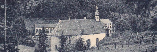 Eglises des Verriers, carte postale ancienne