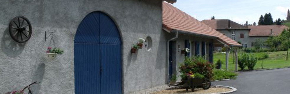Gîte Ruraux - Chez Houbre