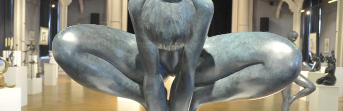 Galerie Boyrié - Sculpture, Antiquités...
