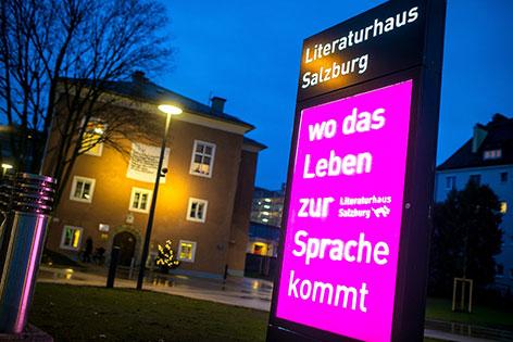 Literaturhaus Salzburg Strubergasse 23