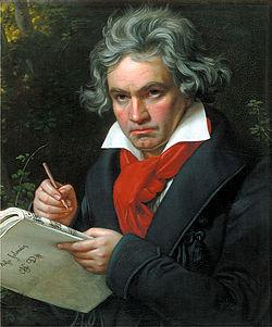 ルートヴィヒ・ファン・ベートーヴェン