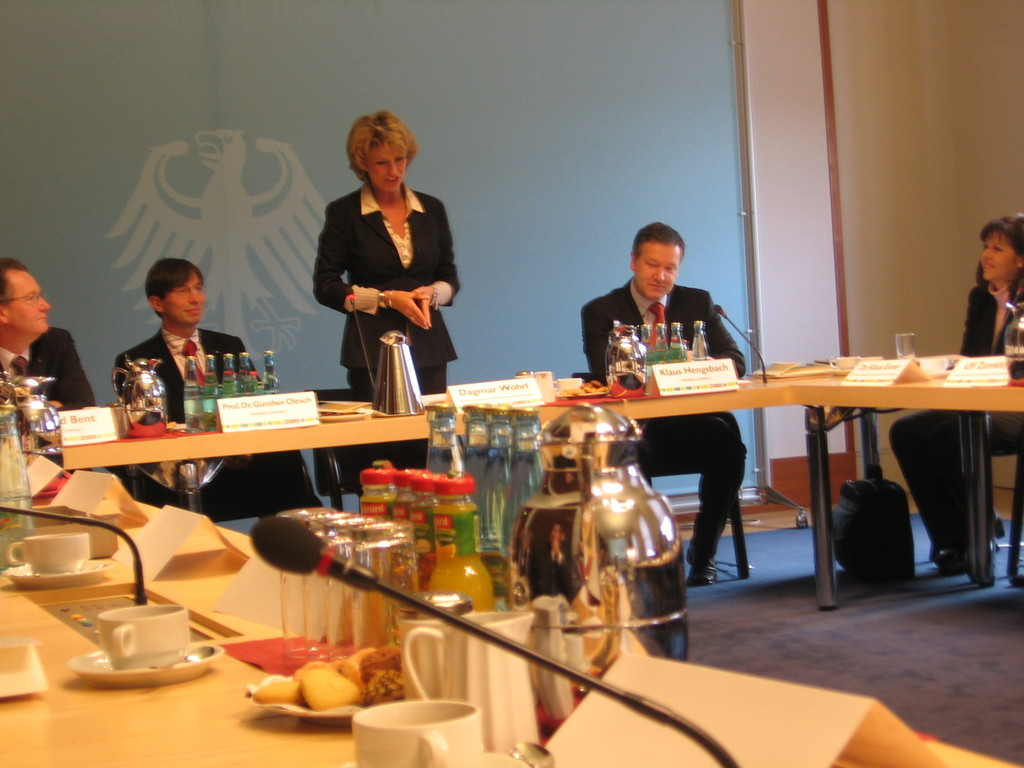 Staatssekretärin Dagmar Wöhrl eröffnet in Berlin den Xplore 2008