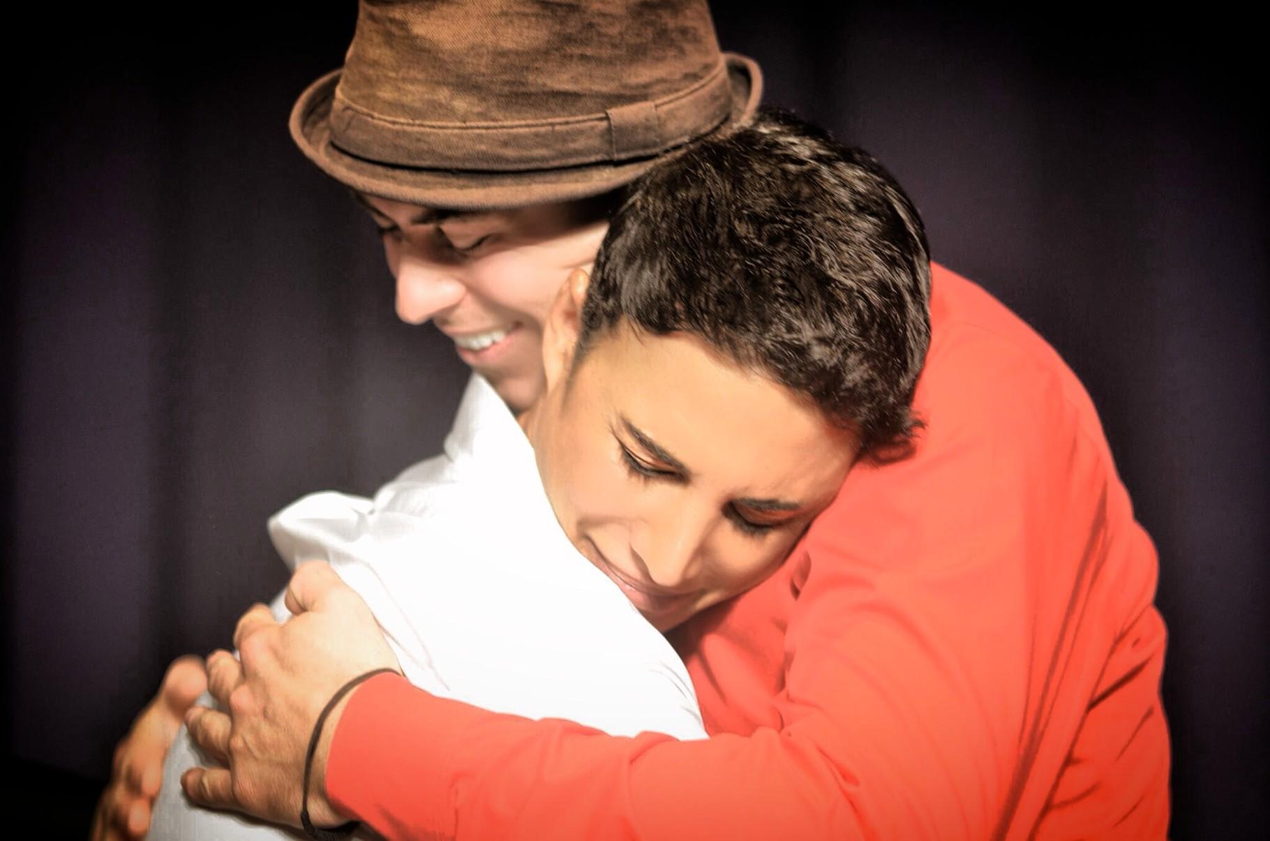 Fady Maalouf & Simon Anke 2015 (Foto: fadymaalouffanclub)