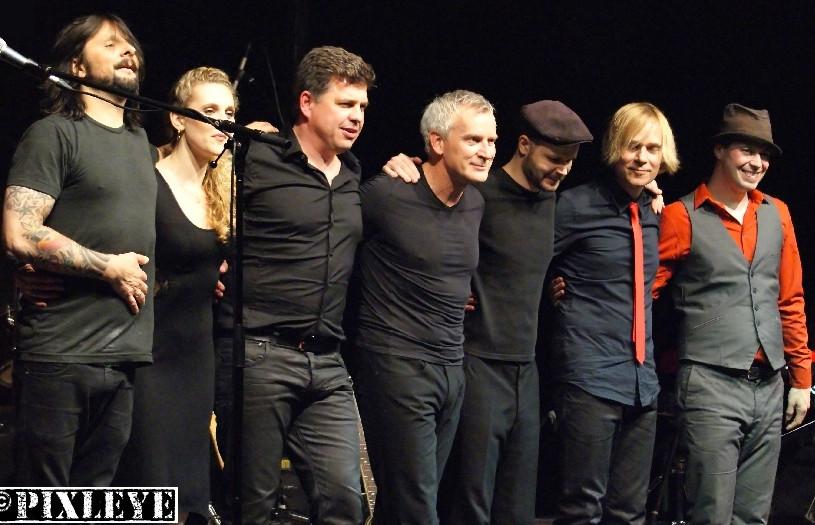 Dirk Michaelis & Band 2013