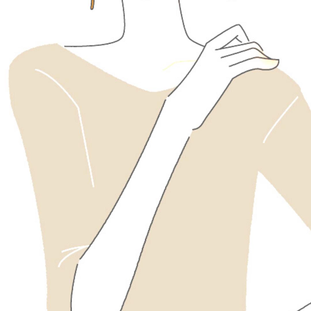 四十肩・五十肩など肩甲骨はがしや肩関節の矯正
