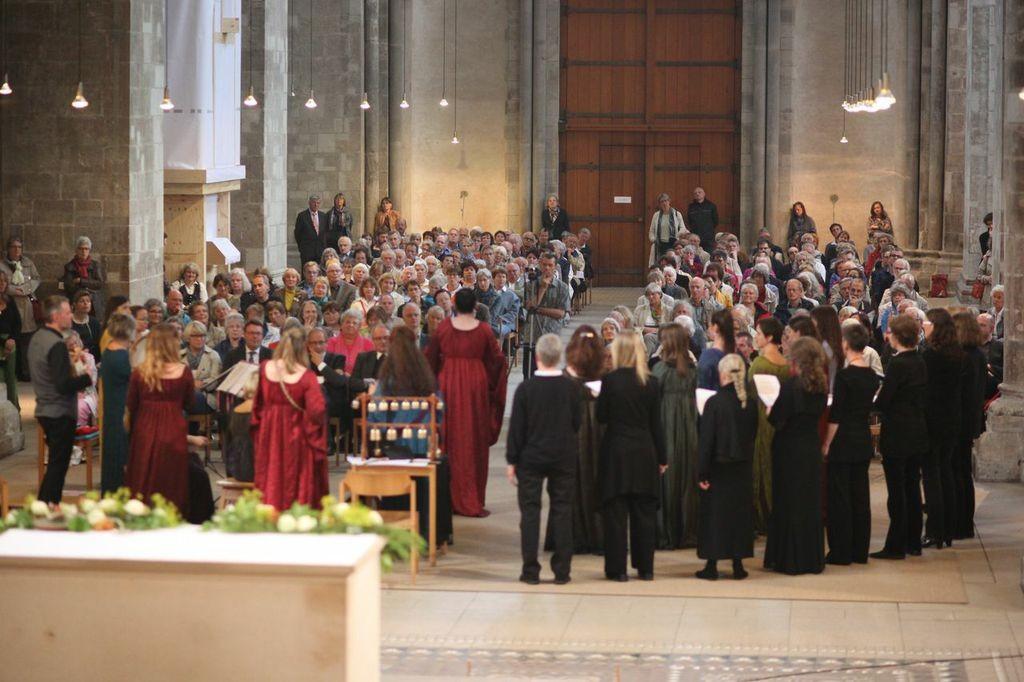 Jubiläumskonzert 2014, Groß St. Martin, Köln