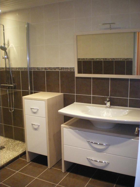 Meuble de salle de bains ALLIA CHARMING