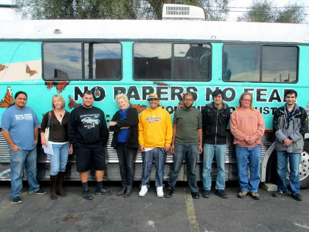 El Grupo at Puente Movement