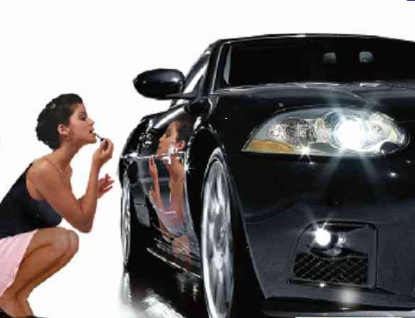 полировка авто картинки