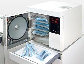 Autoclave de classe B pour la stérilisation des instruments