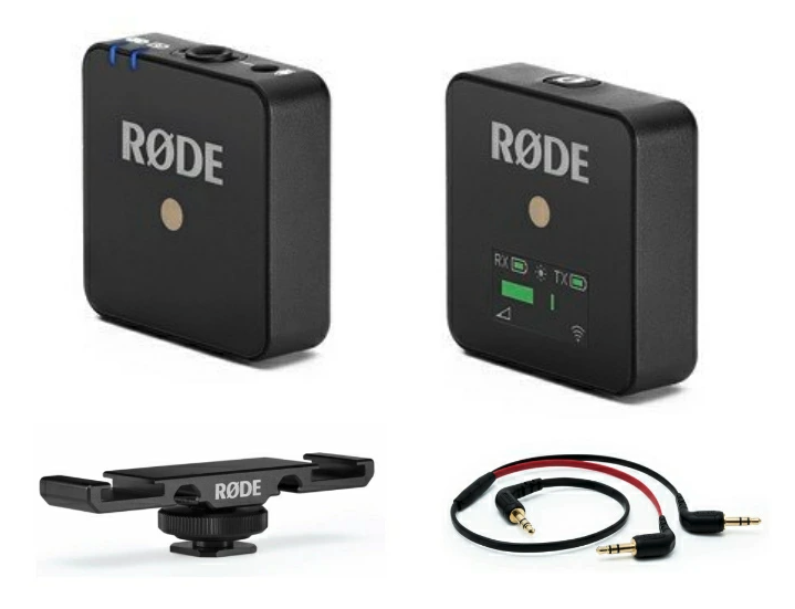 RODE ロード Wireless GO ワイヤレスマイクシステム WIGO
