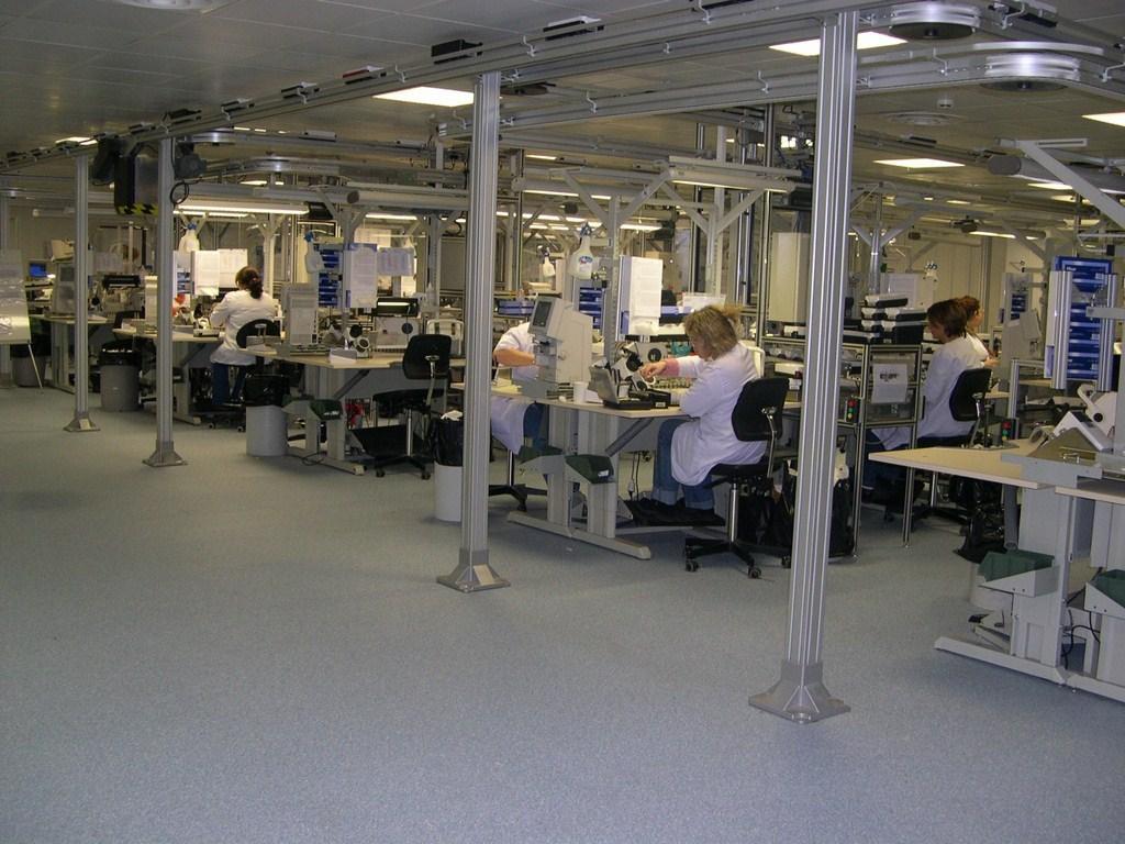 Atelier montage électronique