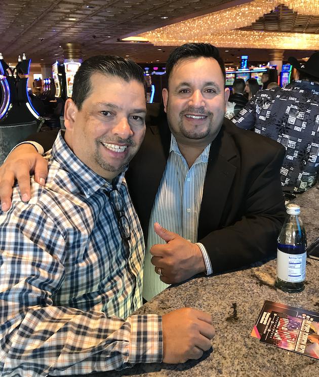 Con Alfredo Ramirez (Creadorez)