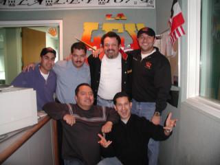 En Cabina con Paul Rodriguez