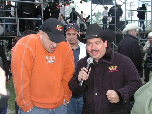 En vivo con Juan Rivera