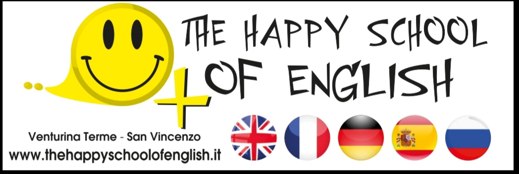 The Happy School of English+ San Vincenzo e Venturina