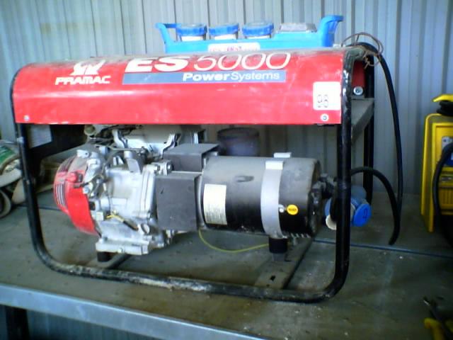 Generatore 5 kw