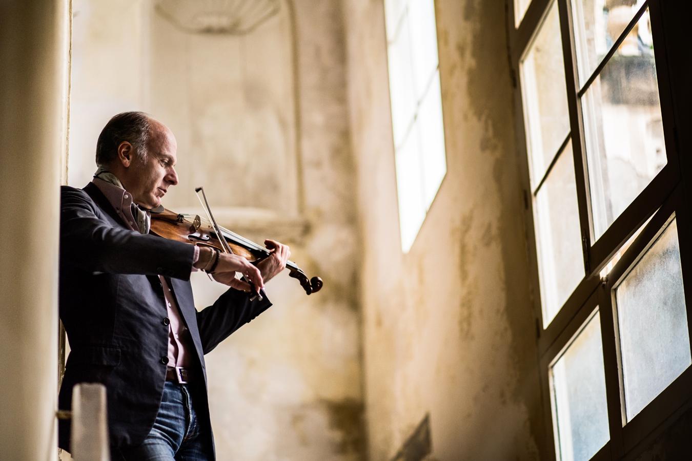 Massimo Quarta - Violino
