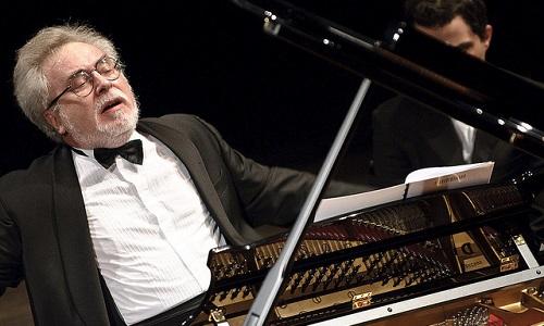 Boris Petrushansky - Pianoforte