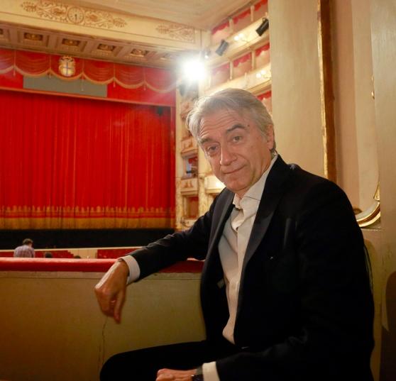 Gian Domenico Vaccari - Sovrintendente Teatro Petruzzelli di Bari