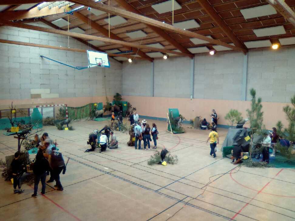 3D Indoor - Anduze 2019 (P7)