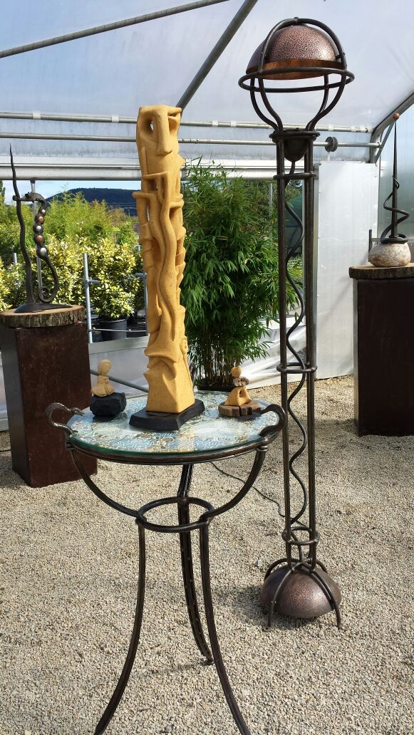 Cathleen Kelkel Skulptur