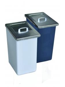 Damenhygienebehälter, Standard, klein
