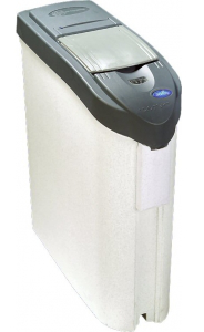 Damenhygienebehälter, Sensor