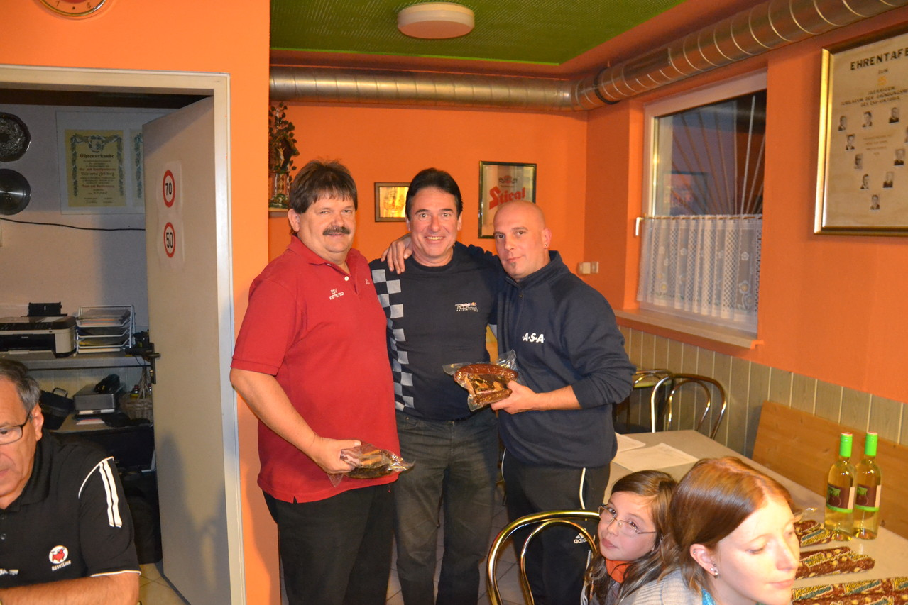 3. Platz Huster-Krammer
