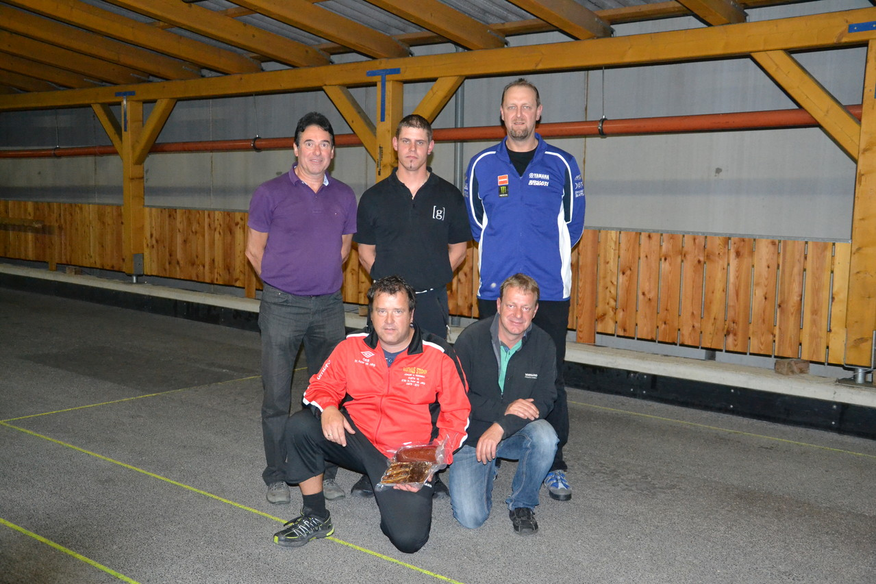 2. Platz SturmTreff Team