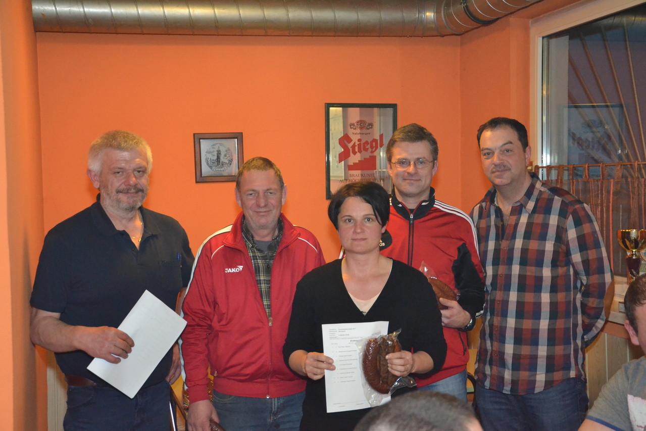 5. Platz   Hirn-Mandl-Perschtaler