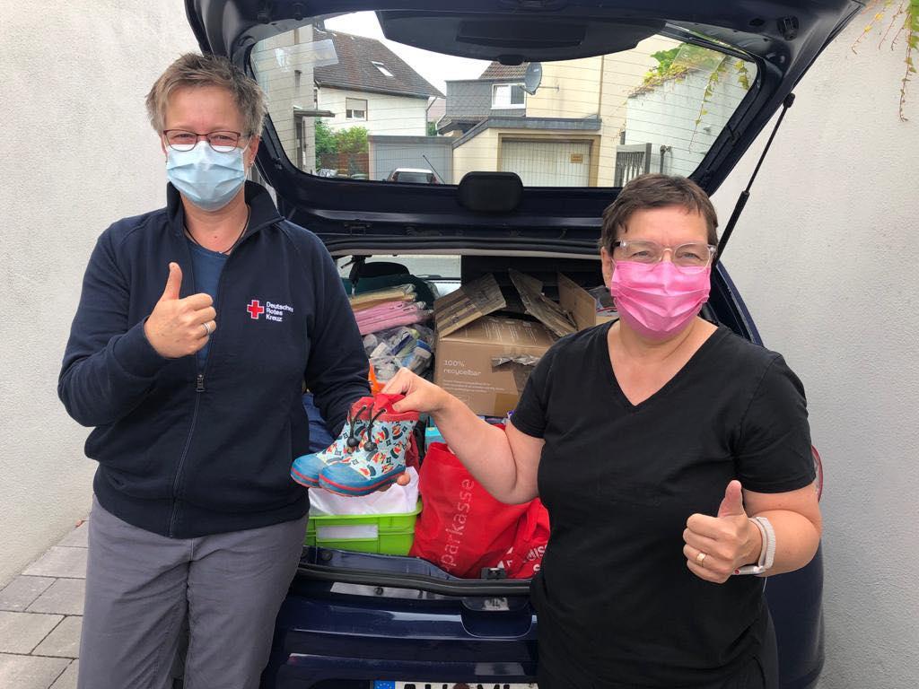 Spendenmonat August - Eure Spenden sind unterwegs: Teil 2
