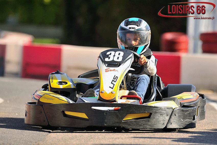 Réduction karting Perpignan Loisirs 66