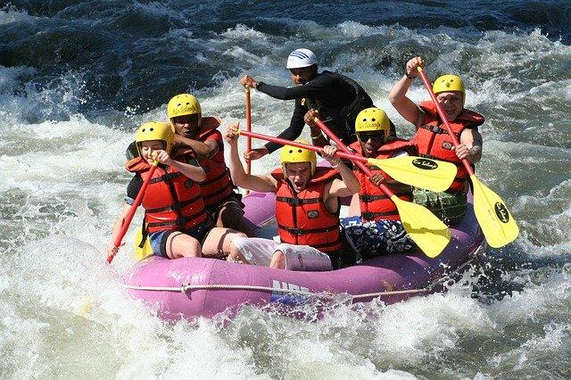 Réductions rafting Perpignan Loisirs 66